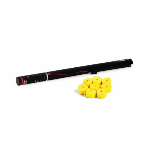 El Streamer, el papir streamer, Streamer, papir streamer, 80 cm EL papir streamer, konfetti rør, professionel konfetti