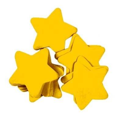 Løs metal stjerner, metal konfetti stjerner, metal stjerner, konfetti stjerner, Løse metal konfetti