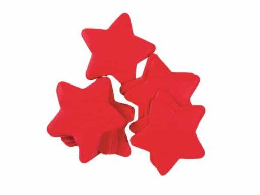 Løs papir stjerner, papir konfetti stjerner, papir stjerner, konfetti stjerner, Løse papir konfetti