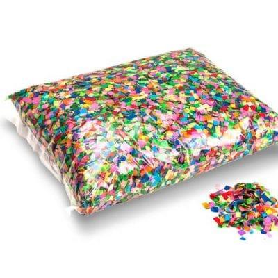Løse micro papir konfetti, papir konfetti, micro konfetti, Løse micro papir konfetti, Løse papir konfetti