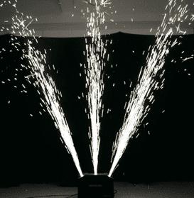 Showven Sparkular triple, 3 vejs sparkular, sparkular effekt