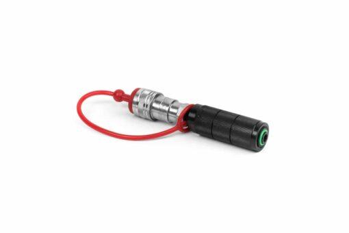 TCM fx CO2 Bottle to Hose Quick Connector, TCM fx Co2, TCM fx Co2 quick connector