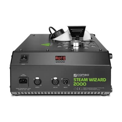 STEAM WIZARD 2000