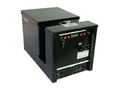 TCM FX Flame Wave, Flame wave, effektiv flammemaskine